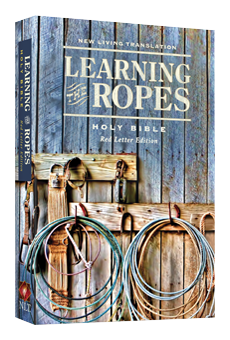 Learning the Ropes Cowboy Bible