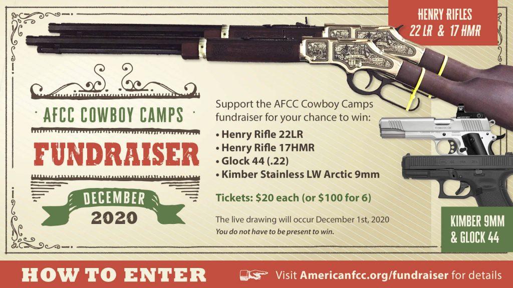 AFCC Fundraiser Promo 2020