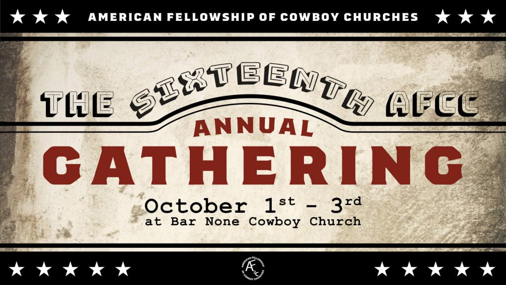 AFCC Annual Bathering 2021 Flyer